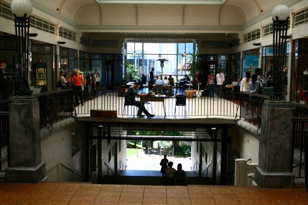 St Kevin's Arcade on K Road Auckland