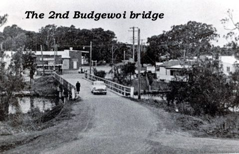 The 2nd Budgewoi Bridge