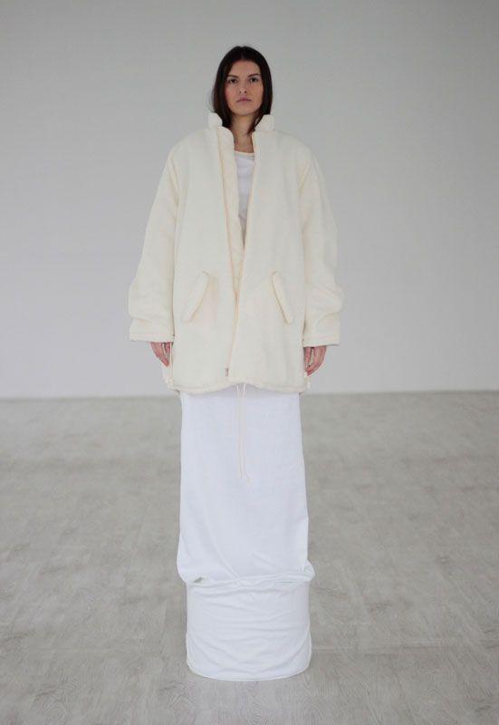 Kecskés Kriszti - reinterpreted bomber jacket - MOME // fashion design - Moholy-Nagy University of Art and Design 2015
