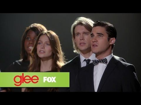 """▶ Full Performance of """"Seasons of Love"""" from """"The Quarterback""""   GLEE - YouTube"""