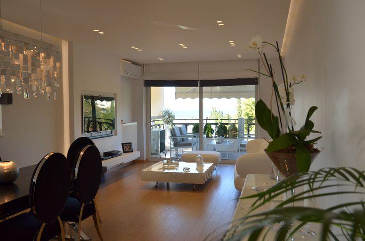 Attrax construction . Ανακαίνιση κατοικίας στην Γλυφάδα,interior design www.attrax.gr @attraxgroup #attrax