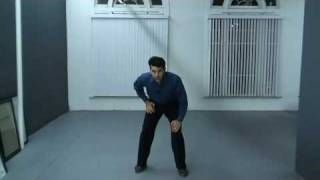 How to dance Thriller step by step instruction - Thriller dance steps, via YouTube.