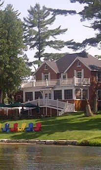 Muskoka Ontario Resorts - Waterfront Family Lodge & Conference Resort With Fine Dining - Shamrock Lodge Muskoka
