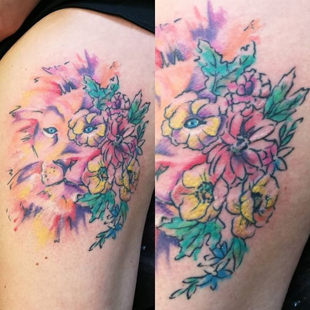 Watercolor Tattoo Inspiration Watercolor Tattoo Sleeve Sleeve