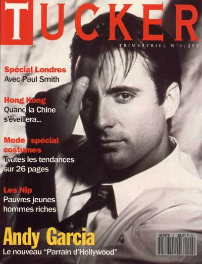 "pretty sure this translates to ""Andy Garcia, hottest man ever in London or Hong Kong or Hollywood or anywhere"""