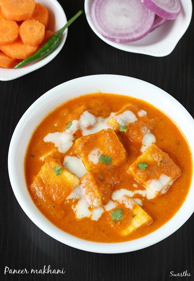 Top 10 paneer recipes - 10 delicious easy Indian paneer recipes