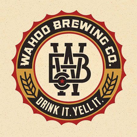 Wahoo Brewing Company  Designed by Pavlov Visuals