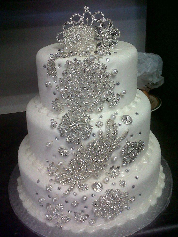 Bling cake......WOW LOVE IT!