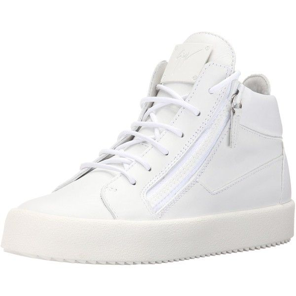 Giuseppe Zanotti Women's Rw6007 Fashion Sneaker (960 CAD) ❤ liked on Polyvore featuring shoes, sneakers, giuseppe zanotti sneakers, giuseppe zanotti, giuseppe zanotti shoes and giuseppe zanotti trainers
