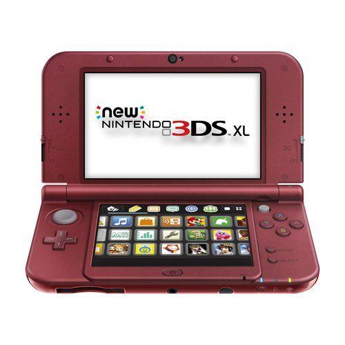 New Nintendo 3DS XL - Red Nintendo http://www.amazon.com/dp/B00S1LRUVW/ref=cm_sw_r_pi_dp_LJrUvb1PWAVBV