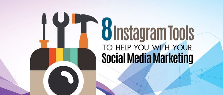 Eight Instagram Tools To Help You With Your Social Media Marketing via @moxitek