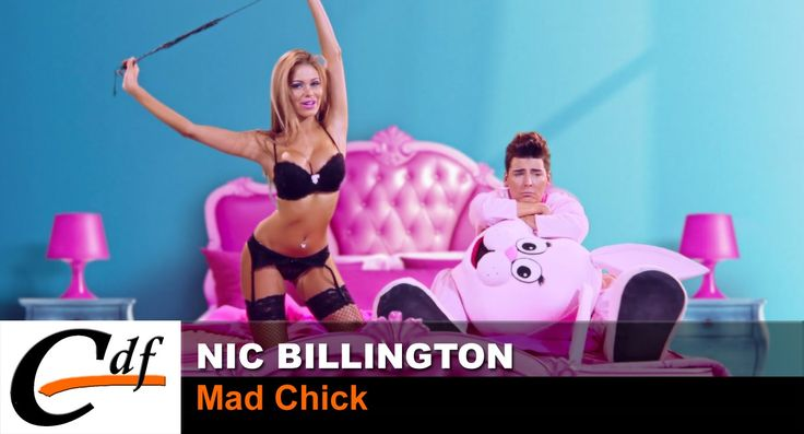 NIC BILLINGTON - Mad Chick (official music video)