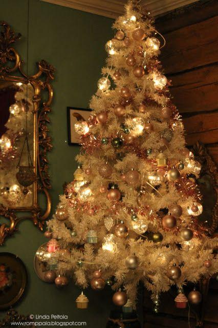 Christmas tree ♥ Romppala - Lindan pihalla