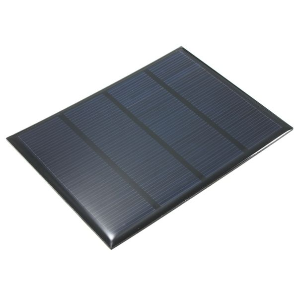 12v 100ma 1 5w Polycrystalline Mini Epoxy Solar Panel Photovoltaic Panel Module Board From Electronic Components Supplies On Banggood Com Solar Panels Photovoltaic Panels Diy Kits