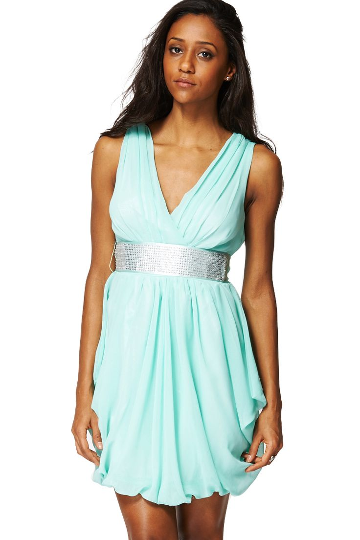 ScottyDirect - Cocktail Dress with Pleated Deep V-Neck , $54.95 (http://www.scottydirect.com/cocktail-dress-with-pleated-deep-v-neck/)