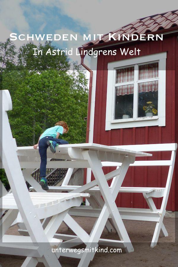 Auf den Spuren von Michel aus Lönneberga … in Astrid Lindgrens Welt