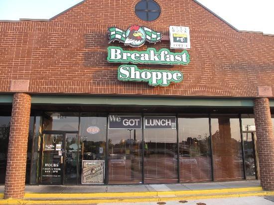Breakfast Shoppe, Severna Park