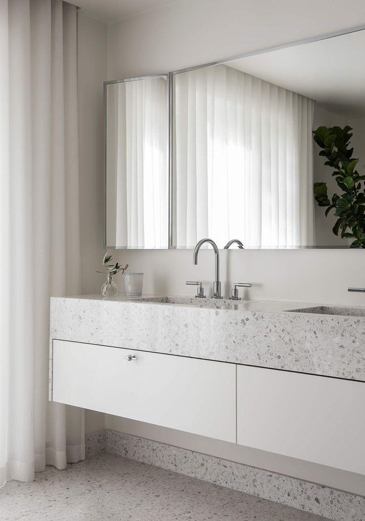 Bathroom | Lidingö Home by Liljencrantz Design | est living