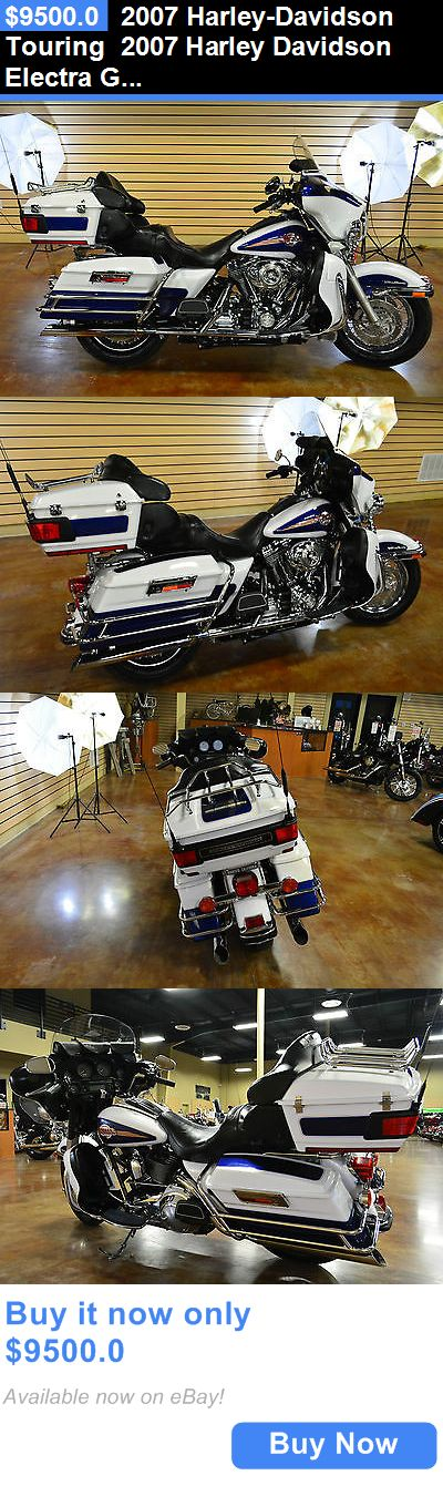 Motorcycles: 2007 Harley-Davidson Touring 2007 Harley Davidson Electra Glide Ultra Classic Flhtcu New Harley Dealer Trade BUY IT NOW ONLY: $9500.0