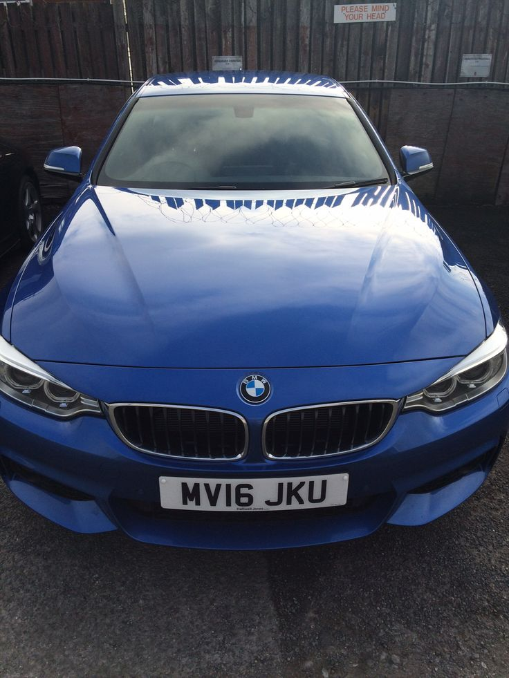 The BMW 4 series gran coupe #carleasing deal | One of the many cars and vans available to lease from www.carlease.uk.com