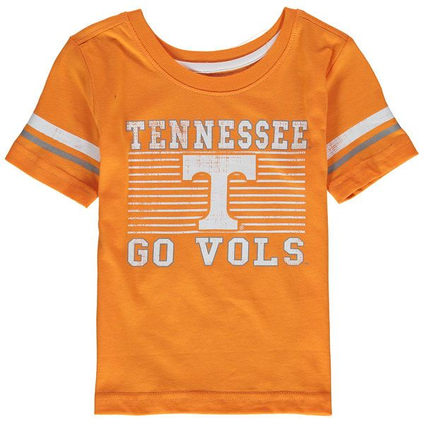 Tennessee Volunteers Colosseum Todler Qualifier T-Shirt - Tennessee Orange - $17.99