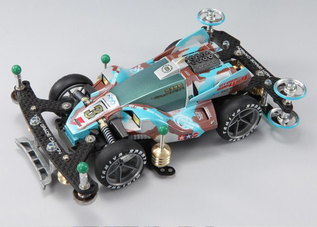 Random Tamiya Mini 4WD Showcase