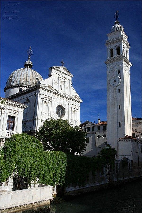 San Giorgio dei Greci church (1539) - Castello sestiere - Venezia - Veneto - Italy