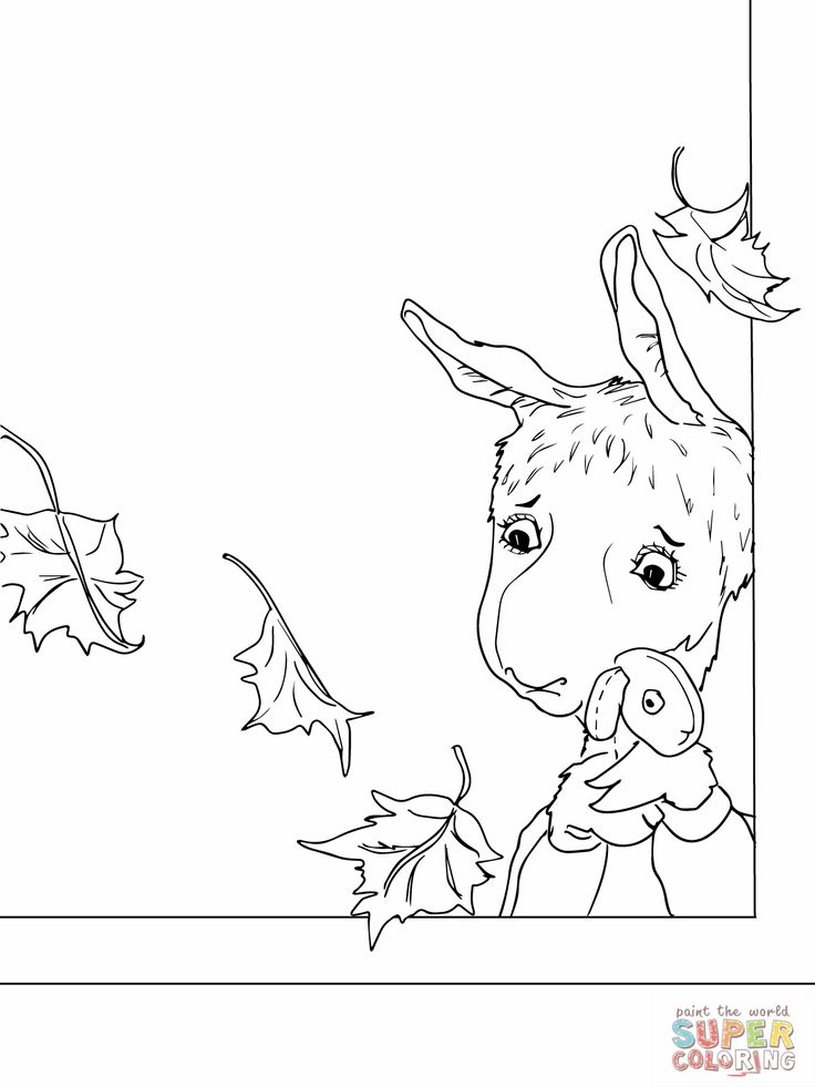 pajama theme coloring pages - photo#26
