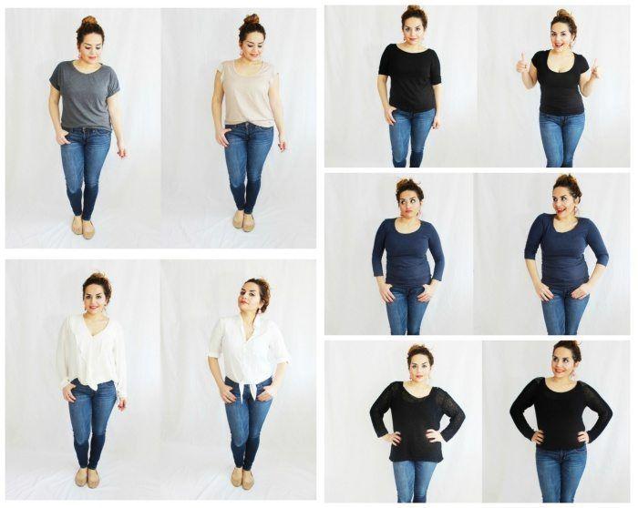Styling Guide für kleine Frauen