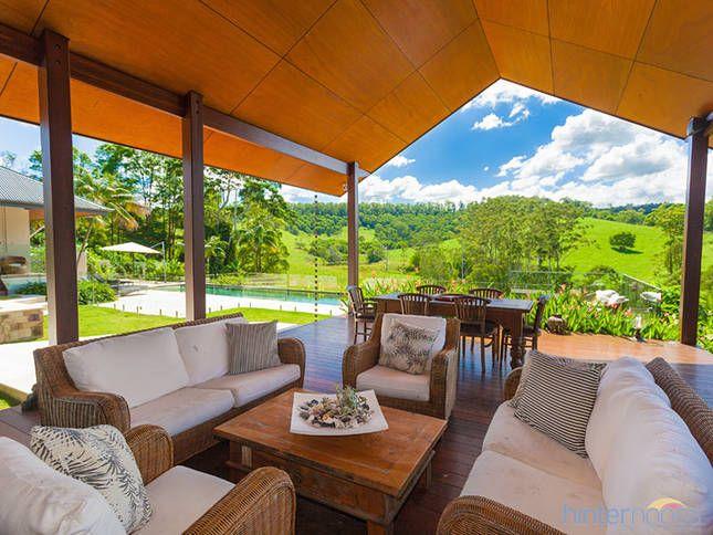 Bellbird Homestead, a Noosa Hinterland Cottage/ House | Stayz
