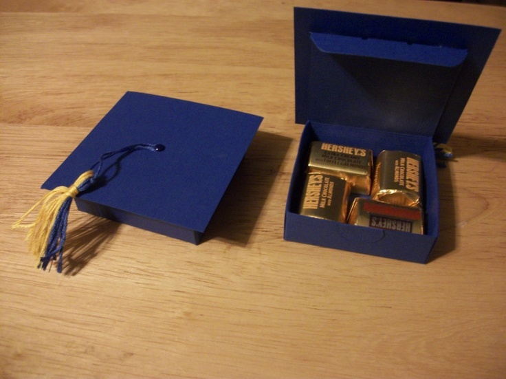 Graduation Favor Boxes