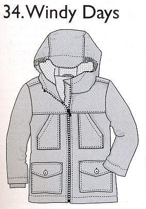 Куртка для мальчика на весну и краткий МК.