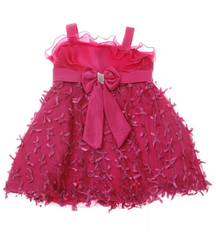 KCL London παιδικό αμπιγιέ φόρεμα και ζακέτα μπολερό «Bows»  €45,00