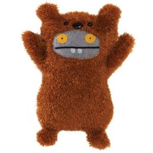 Ugly Dolls: Uglydoll Uglyverse-Babo Bear 11″ Plush This is an ugly doll dressed as a bear. He is quite soft and nearly irresistable. http://awsomegadgetsandtoysforgirlsandboys.com/ugly-dolls/ Ugly Dolls: Uglydoll Uglyverse-Babo Bear 11″ Plush