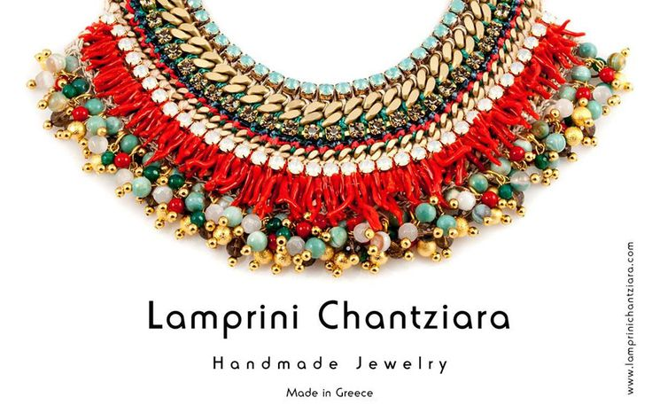 Lamprini – One of a Kind Handmade Jewelry