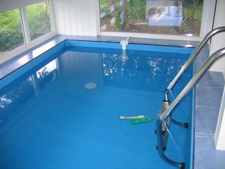 Плёночный бассейн в садоводстве