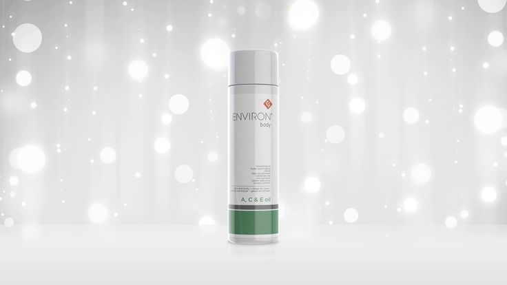 Limited Edition BODY ESSENTIALS set by Environ Skin Care