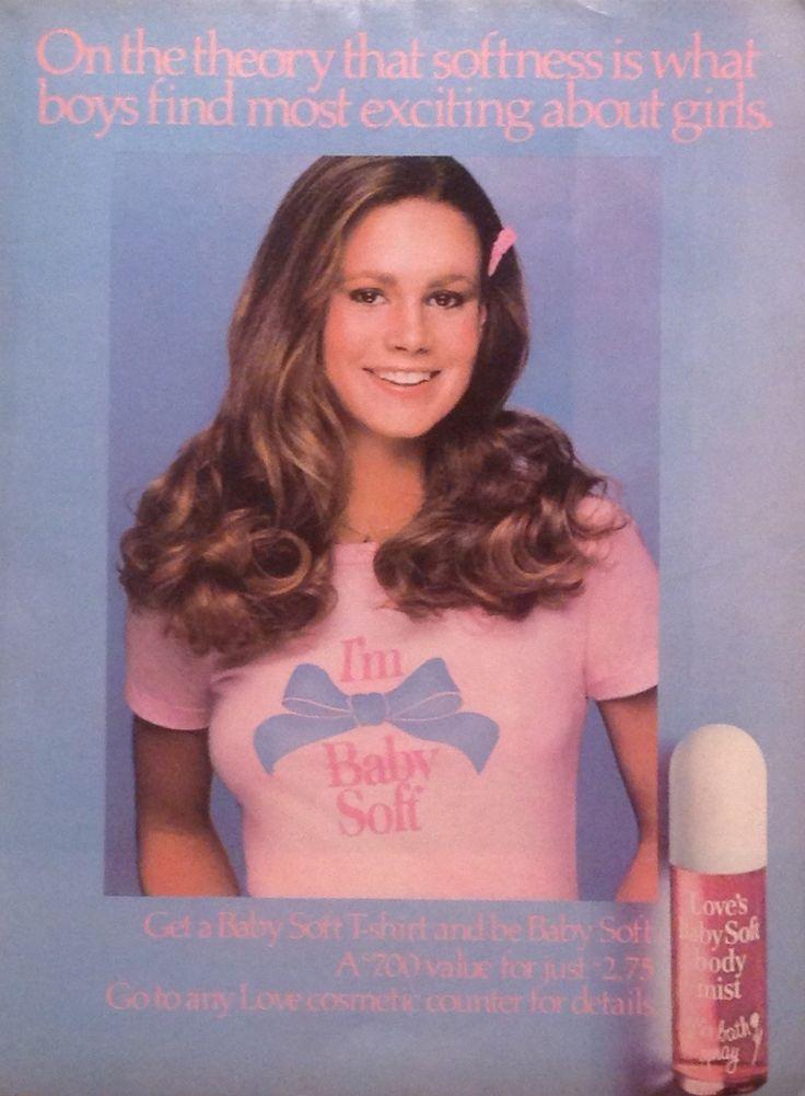 Love's Baby Soft ad - 1978