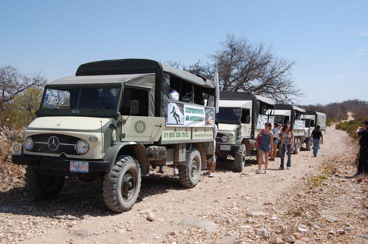 Jeep Safari Expedición por la ruta de la plata méxico.