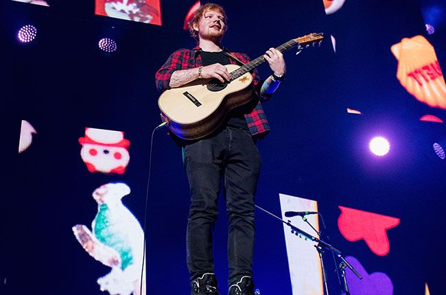 Ed Sheeran Announces Australasia Arena Tour | Billboard