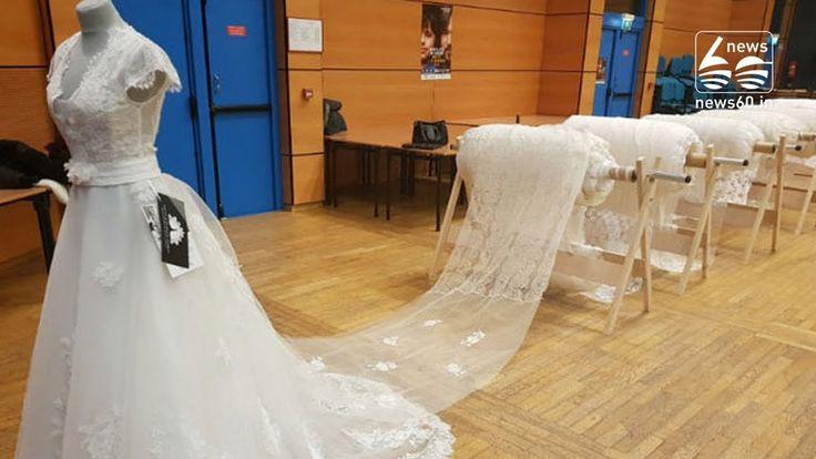World's Longest Wedding Dress Train Sets Guinness Record