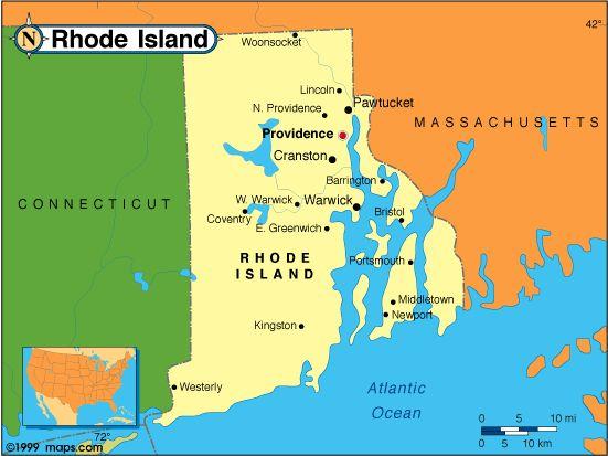 Rhode Island  Day Itinerary