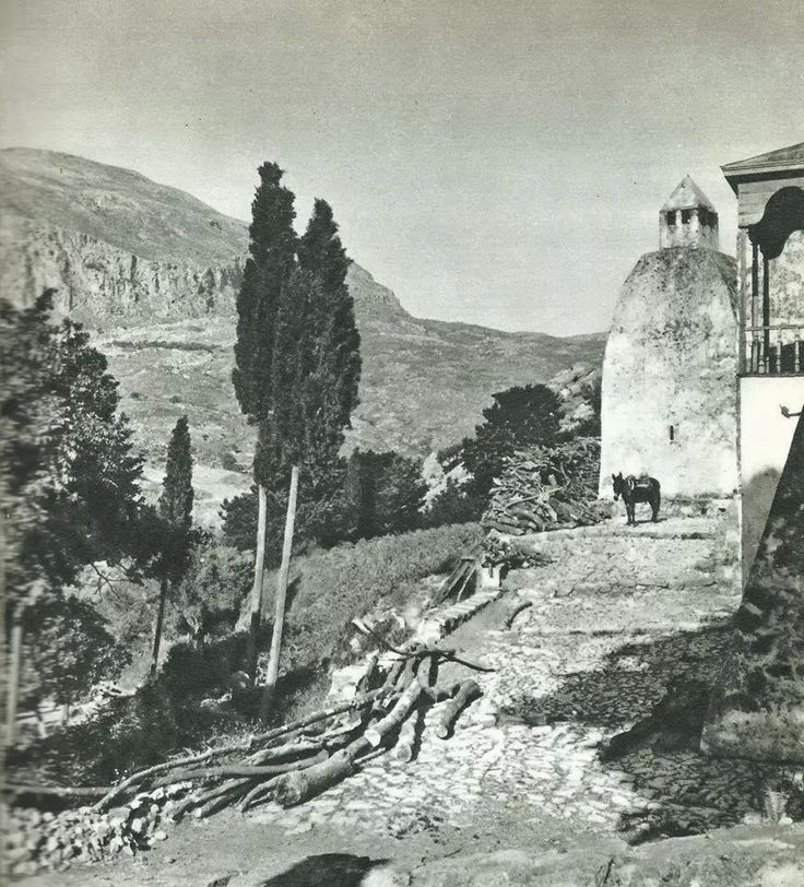 Preveli Monastery 1950