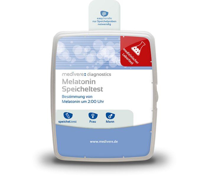 Medivere Melatonin Test - Speicheltest