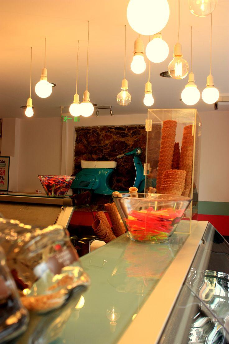 gelateria d'Italia!!!