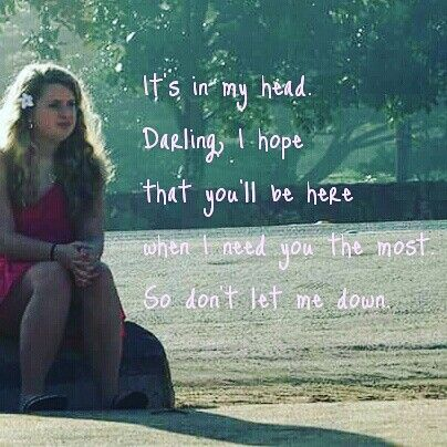 """Don't Let Me Down"" lyrics by The Chainsmokers feat. Daya"