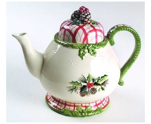 Tracy Porter Winterland Tea Pot and Lid Fine China - 102453613865 - Product Reviews and : tracy porter dinnerware patterns - pezcame.com
