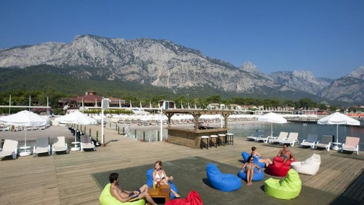 Hotel Crystal Flora Beach Resort, Kemer, Antalya, Turcia