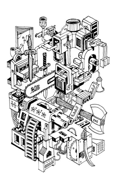 weapons machine 792