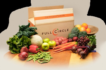 Love getting these special boxes every two weeks! I also love supporting organic local farms!